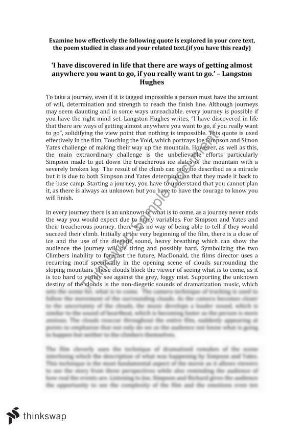 journey year essay year hsc english advanced thinkswap journey year 11 essay