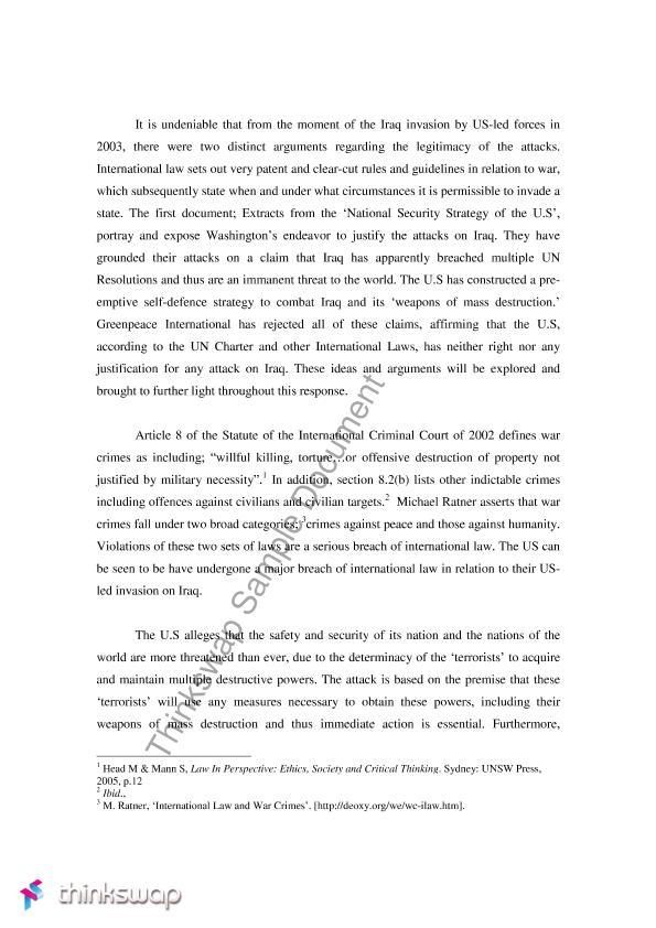 english law essay