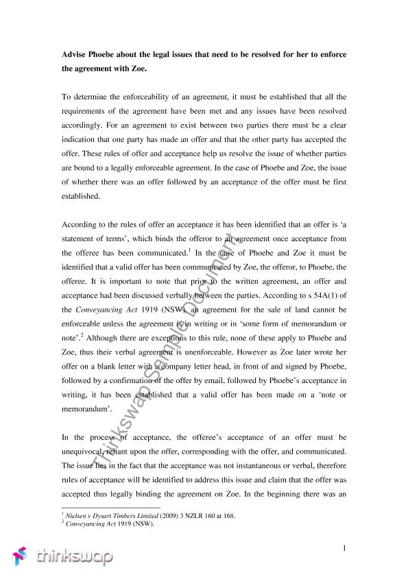 Doc.#600650: Template Contract Between Two Parties – Contract ...