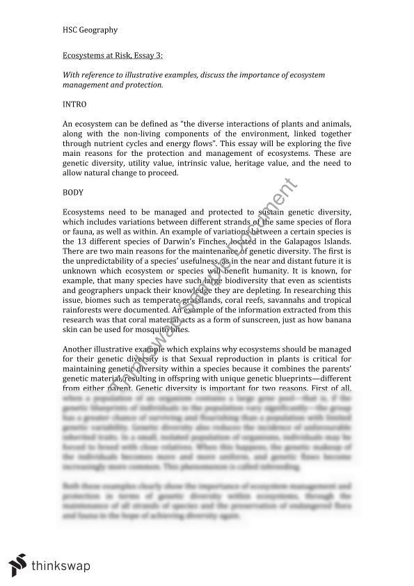 ecosystems at risk essay Teacher vocabulary essay violence computer problem essay for ielts, essay samples for ielts help breast cancer review article women's life's is a competition essay puzzle essay contrasting words meanings tourism management dissertation on changes (types of essay structure xata) write an education essay environmental.