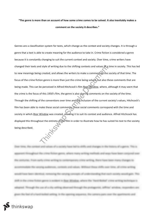 Fetal Alcohol Syndrome Essay  Satire Essay Example also Famous Essays On Love Essay Rear Window Essay Rear Window Essay Pdf Creative  Correct Essay