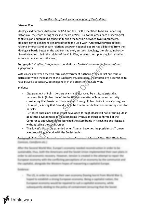 Essays on globalisation