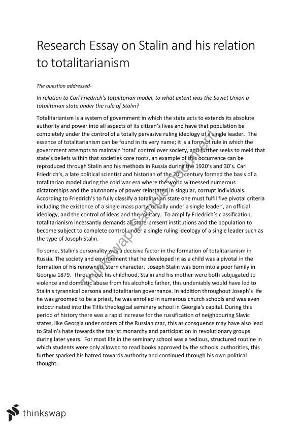 totalitarian th century figures josef stalin and the ussr totalitarian 20th century figures josef stalin and the ussr