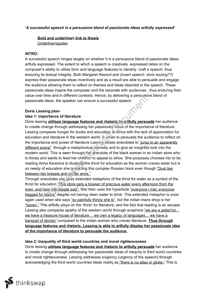 module a speeches essay Module eight: text questions essay module eight: text questions explain the importance of augmentative communication speech generating devices work by.