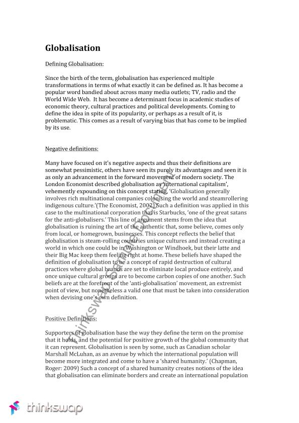 university of sydney art sample review papers