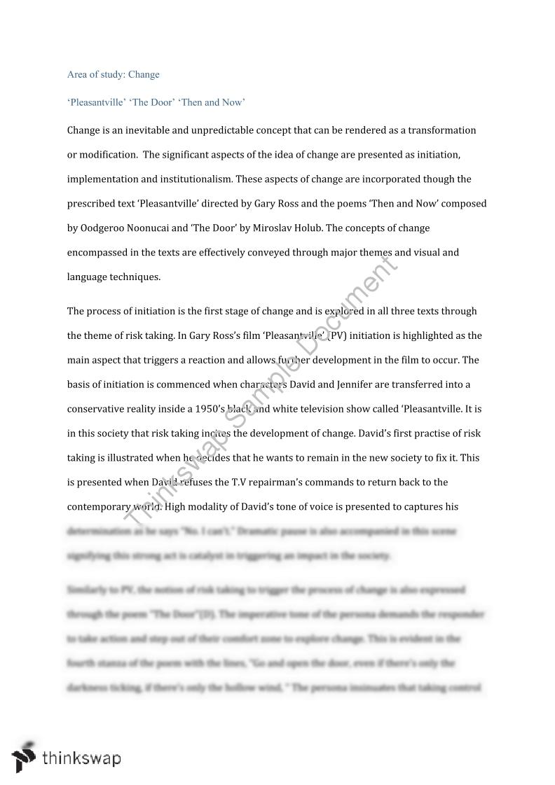 essay of change process  essay of change process