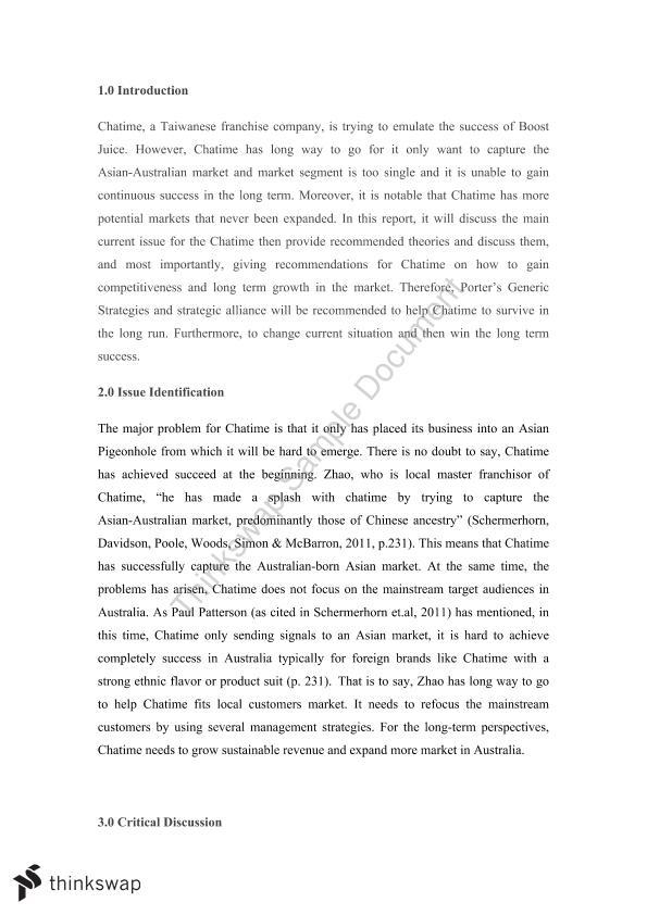 star alliance strategic issues essay