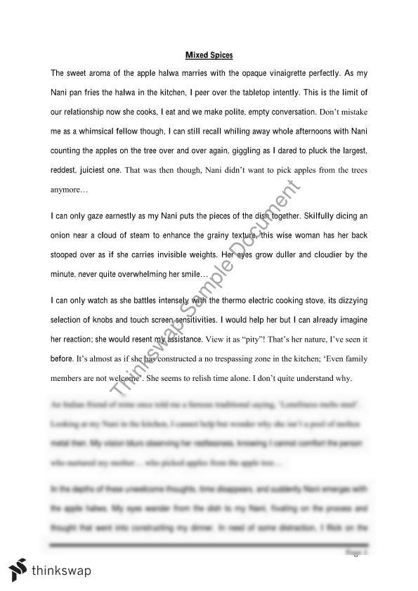 Creative writing service hsc examples band 6