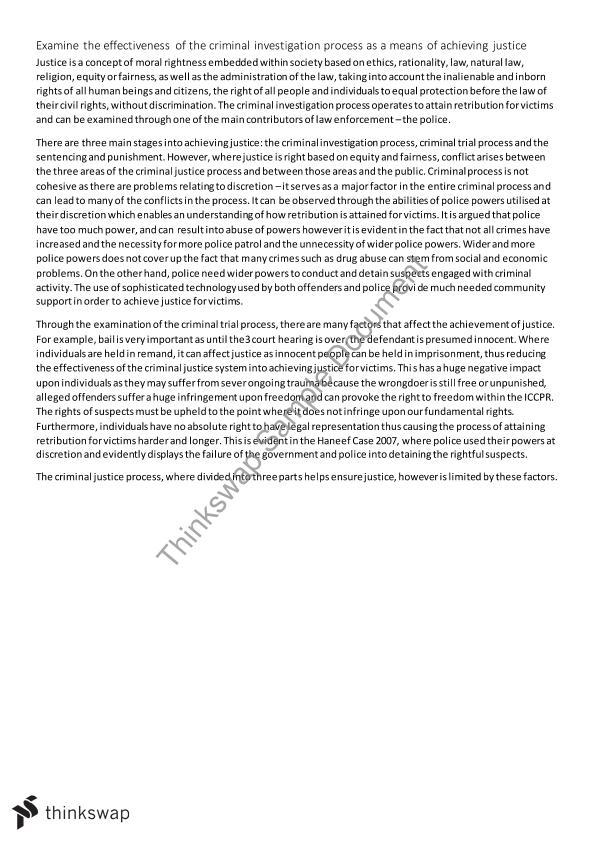 Hsc legal studies essay structure
