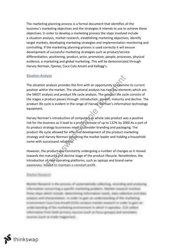 Business Studies- Case Study Question Marketing | Year 12