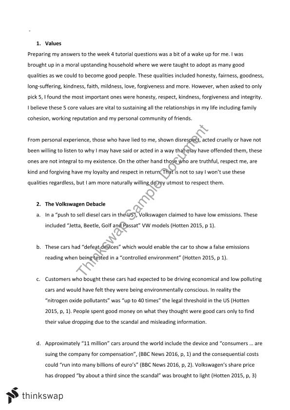 principles of responsible commerce reflective essay What is ethics and, what is business ethics to each person asked for the  meaning, they respond me with different answers in general, ethics is moral  values.