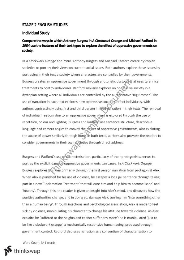 Examples Of Thesis Statements For Persuasive Essays  High School Application Essay Sample also Comparative Essay Thesis Statement Utopian Government Essay Compare And Contrast Essay Examples For High School