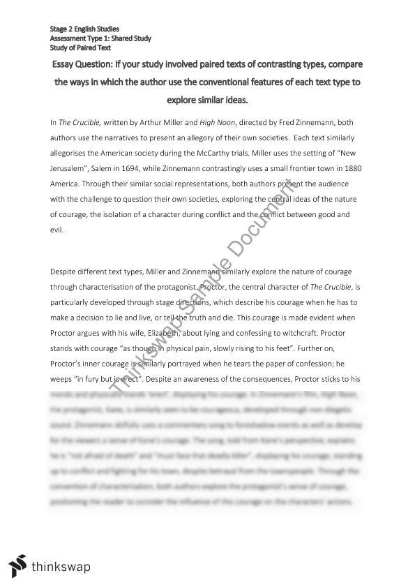 Good Essay Topics For The Crucible  Vegasiehaorg The Crucible Essay Writing Website Scams Essay Introduction Paragraph  Available How To Make A Thesis Statement For Compare And Contrast Essay  Higher  Content Writing Services Delhi also High School Essays Samples  Sample Persuasive Essay High School