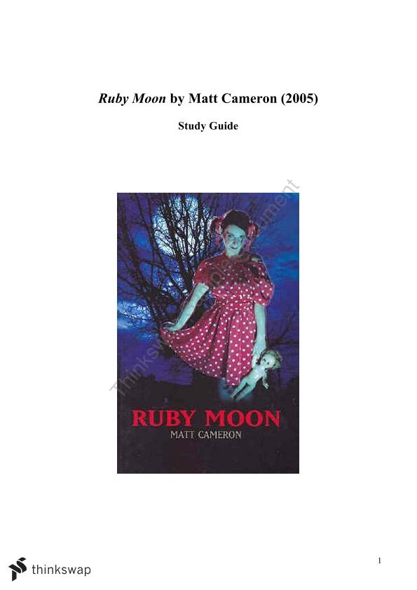ruby moon productions