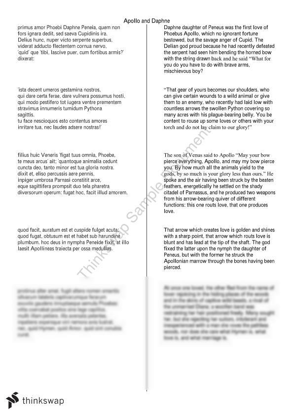 ovid essays 250000 free ovid papers & ovid essays at #1 essays bank since 1998 biggest and the best essays bank ovid essays, ovid papers, courseworks, ovid term papers, ovid research papers and unique ovid papers from essaysbankcom.