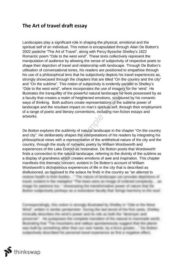the traveler essay Intrepid traveler essay research paper the intrepid топики по английскому языку в реферат, реферат, tupkmua.