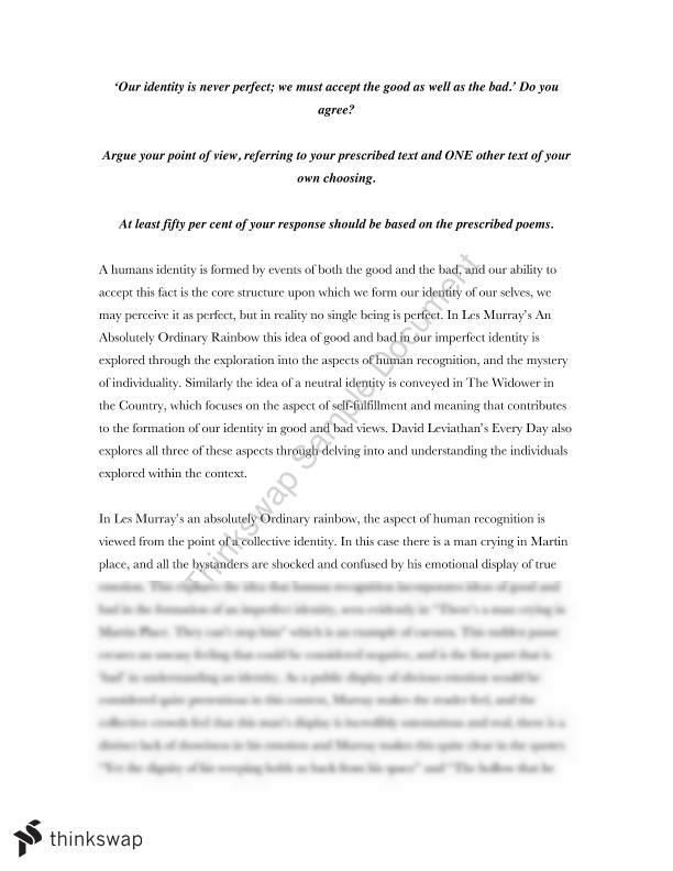 essay on identity identity essay w ill cliff wacsection b pro m pt essay on identity identity essay w ill cliff wacsection b pro m pt using the shaping individual identity and sociology through the eyes of dubois gender