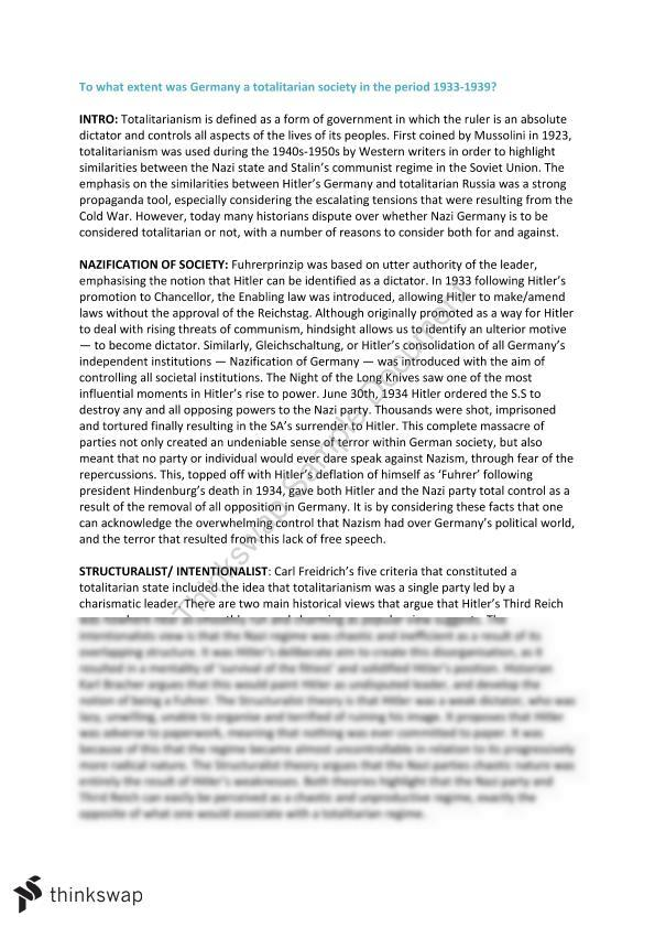 High school contest essay