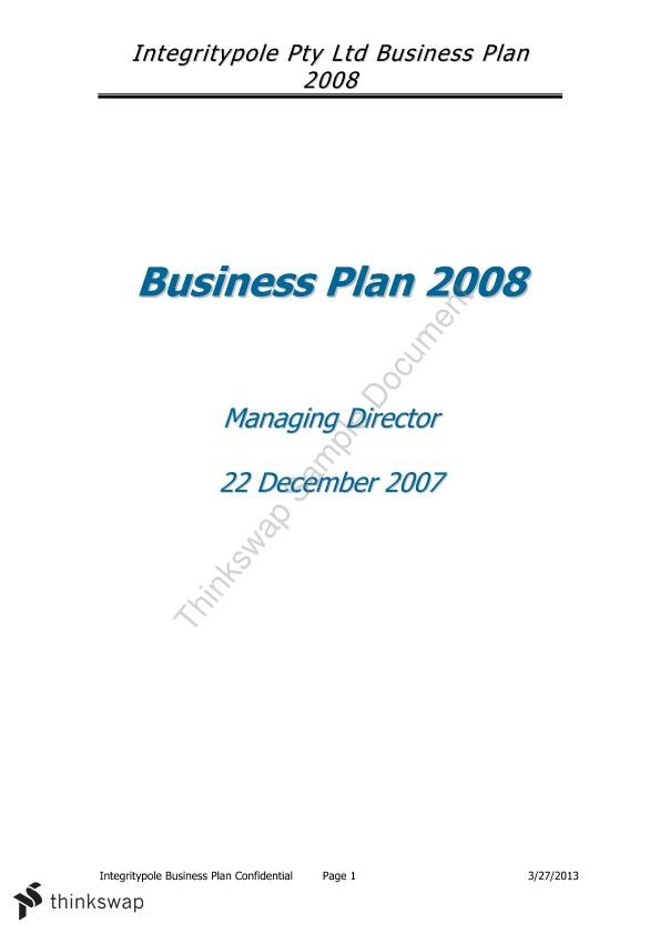 mgb223 business plan