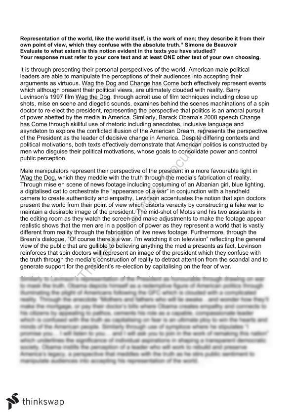 module c essay representation of people and politics year  module c essay representation of people and politics
