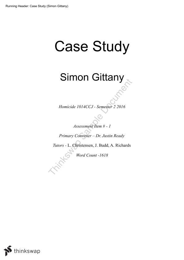 simon gittany case study