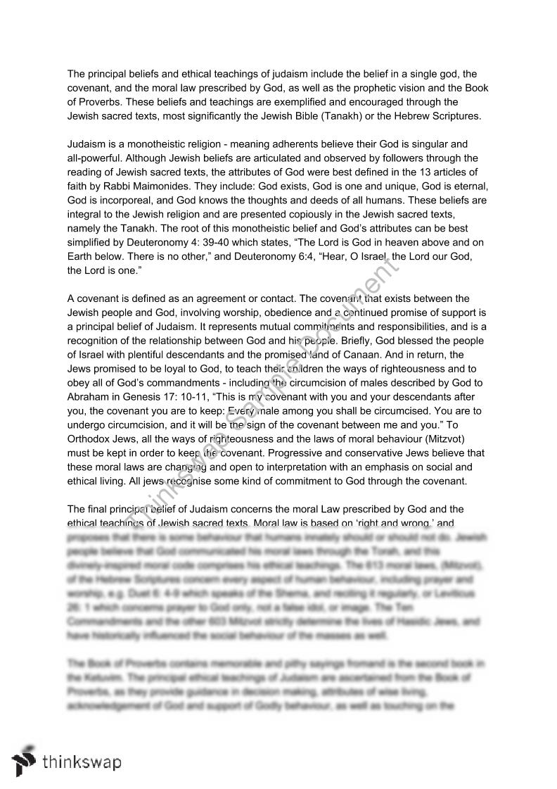 preliminary judaism essay year hsc studies of religion i preliminary judaism essay