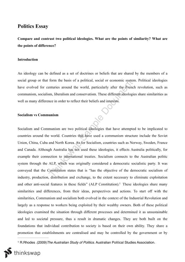 Examples Of Argumentative Thesis Statements For Essays Political Studies Essay How To Write A Good Essay For High School also Essay On Healthy Eating Habits Political Studies Essay    Global Politics From Above And  Apa Essay Paper
