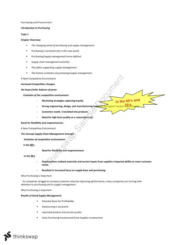 AMB204 Mid Semester Exam Complete Notes