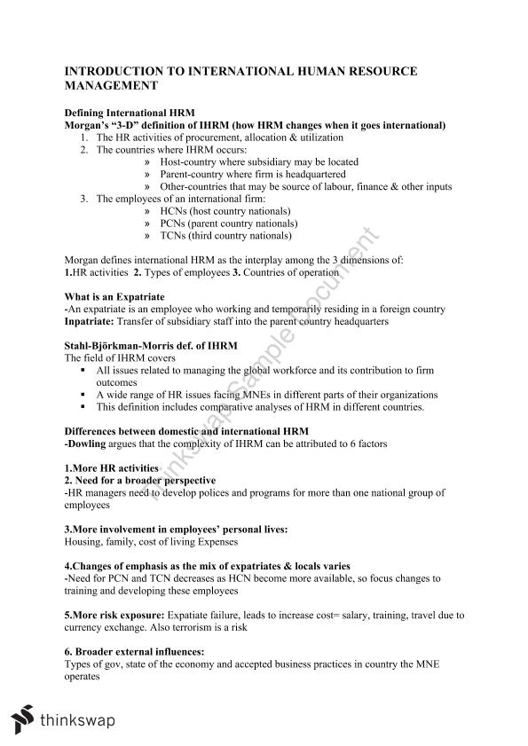 international business 320 final exam study Have questions about international business schools or programs take a look at our q&a page for international business in a nutshell  carefully plan your study time.