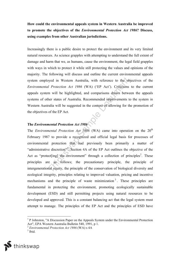 Exemplification Essay Thesis Llb Environmental Law And Climate Change Research Essay Secondary School English Essay also Science Essays Llb Environmental Law And Climate Change Research Essay  Llb  My School Essay In English