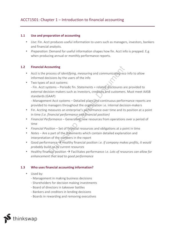 management accounting exercise11 notes pdf