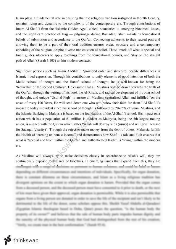 01 02 monotheistic religions essay example