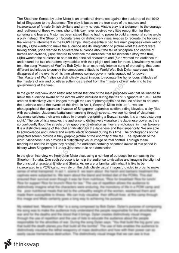 Thesis statement autobiography essay