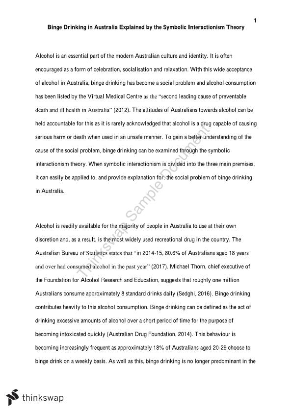 High School Reflective Essay Understanding Social Problems Sment  Ccj Health And Social Care Essays also Essay On My Mother In English Binge Drinking Essay Topics  Mistyhamel Good High School Essay Examples