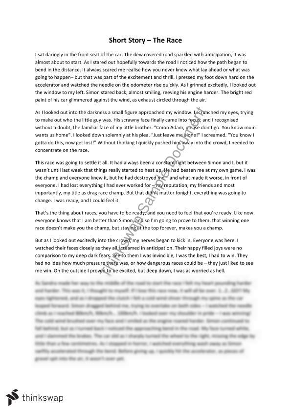 standard english belonging essay