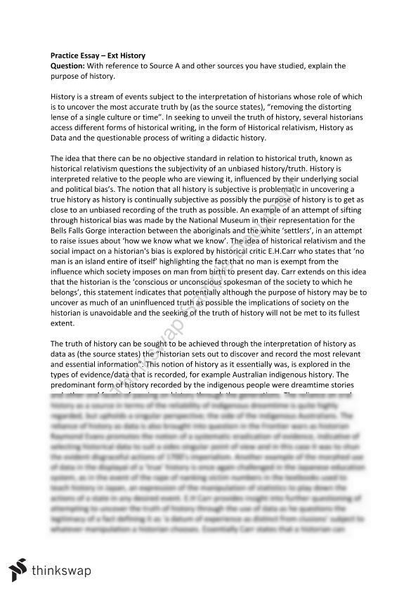 hta extension history essay prize