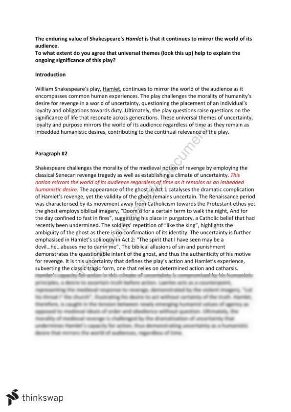 charecter analysis macbeth mla format