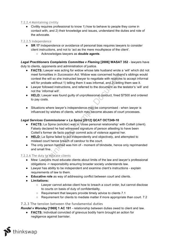 LAWS1230: Comprehensive Study Notes S2 2016