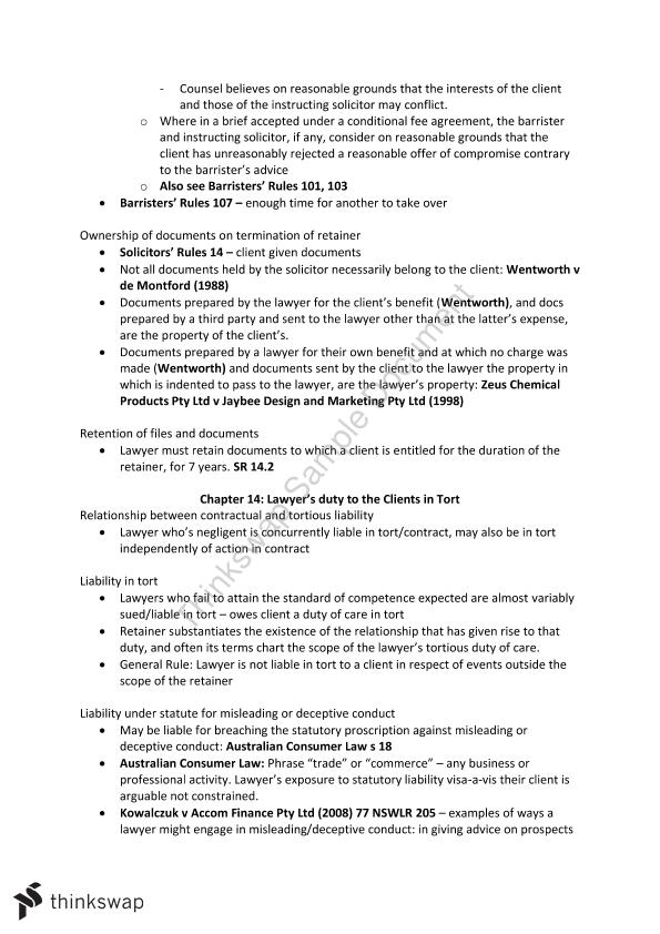 Final Exam Notes for Ethics - Page 20