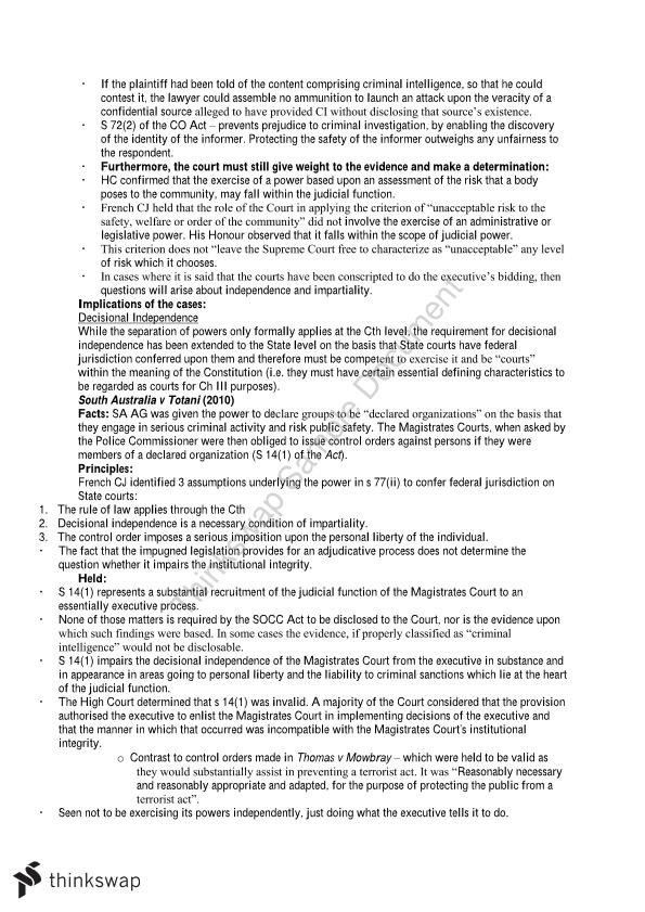 LAWS1021 Full Subject Notes