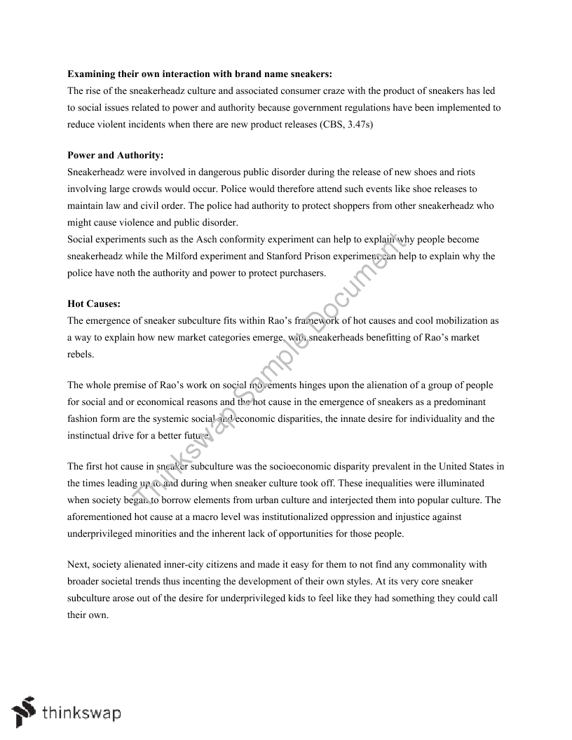 English Language Essay Topics Society And Culture Extensive Notes Vietnam Sneakerheads  Hiphop  Buddhism Private High School Admission Essay Examples also Illustration Essay Example Papers Society And Culture Extensive Notes Vietnam Sneakerheads  Hiphop  Essay Good Health