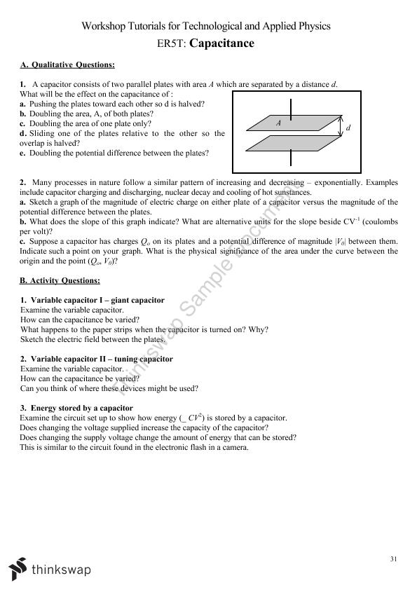 Electricity and Magnetism Module 4 Notes | Year 11 HSC - Physics