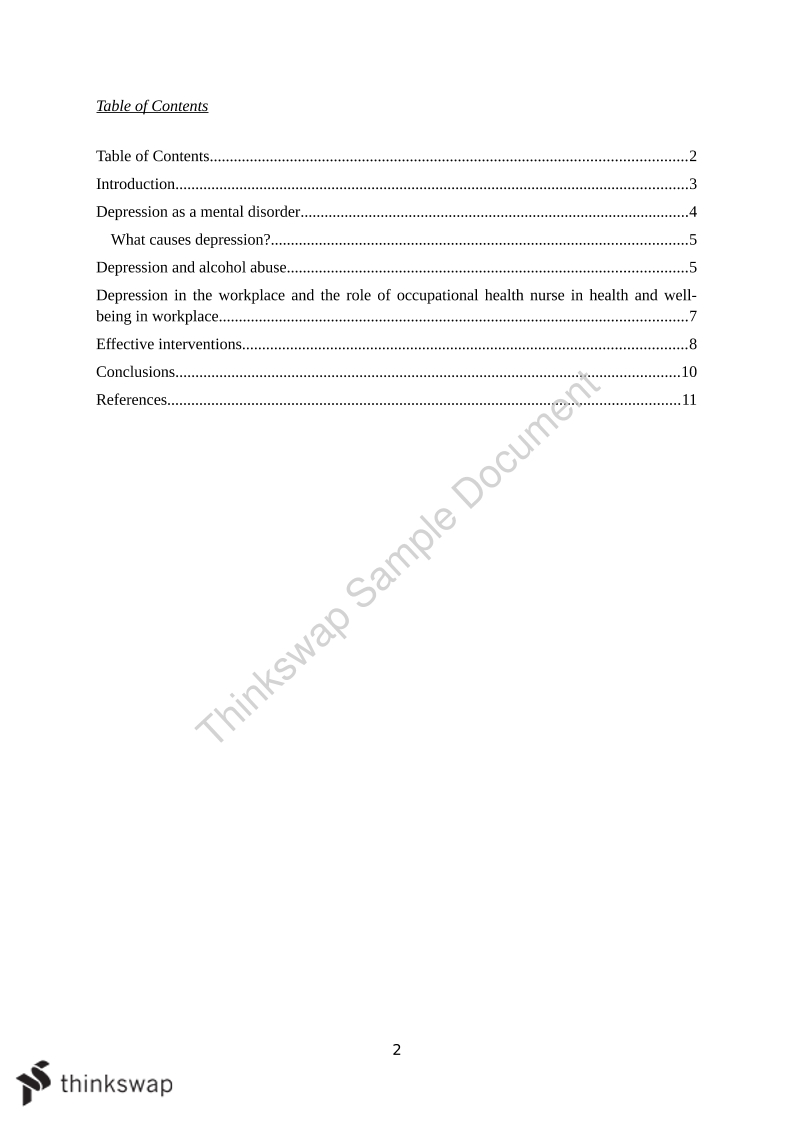 Reporting research results dissertation