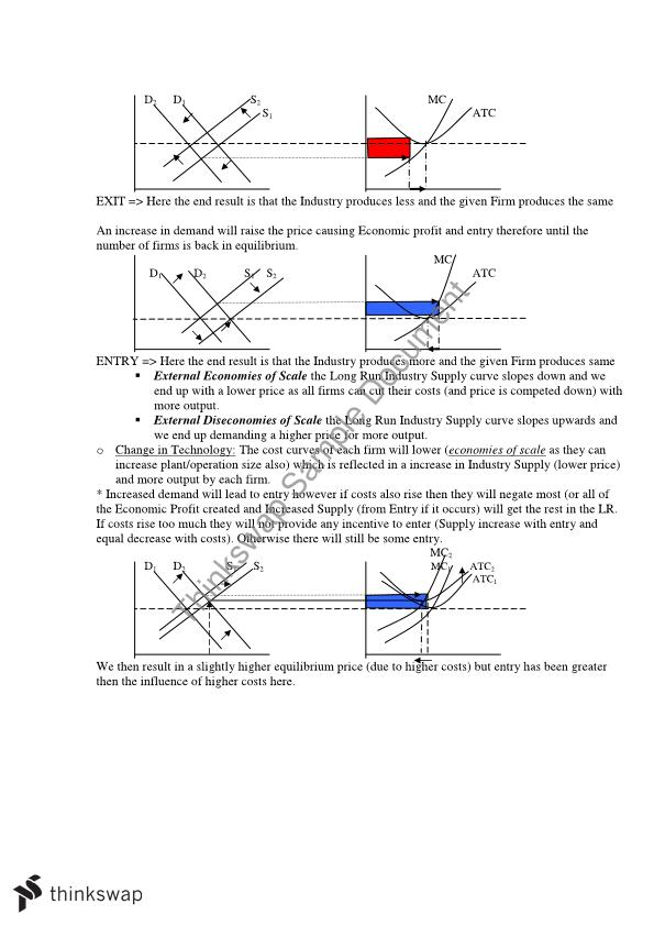 econ1101 past exam The clep principles of microeconomics exam covers material that is usually taught in a one-semester undergraduate course in introductory microeconomics.