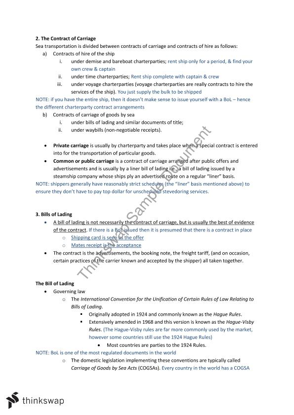 business law notes Lecture notes are courtesy of yan ji lecture note files lec # topics lecture notes 1 gains from trade and the law of comparative advantage (theory) lecture 1 notes (pdf) 2 the ricardian model (theory, part i) lecture 2 notes (pdf) 3 the ricardian model, (cont) (theory, part ii) lecture 3 notes.