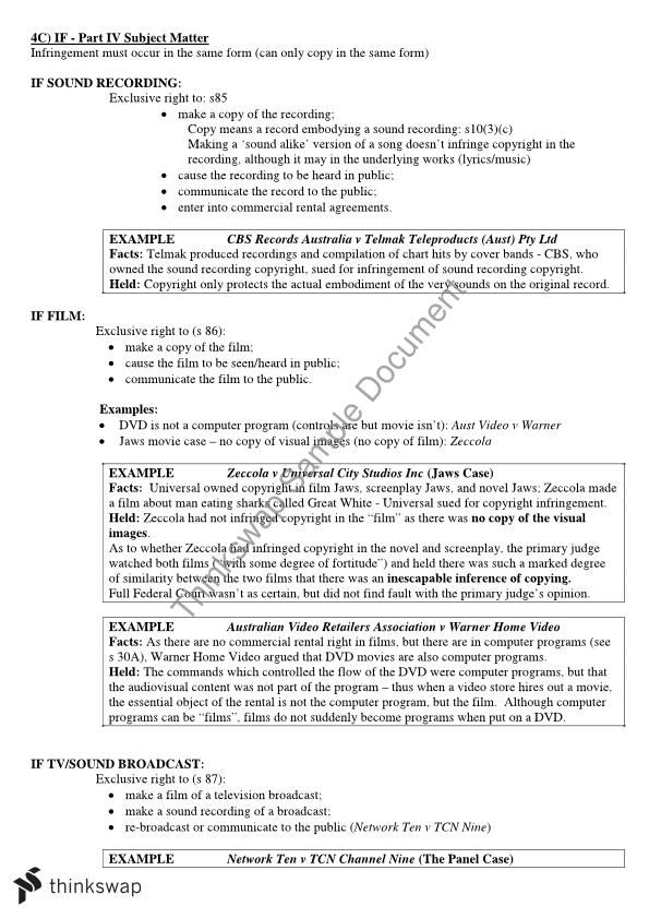 case note assignment