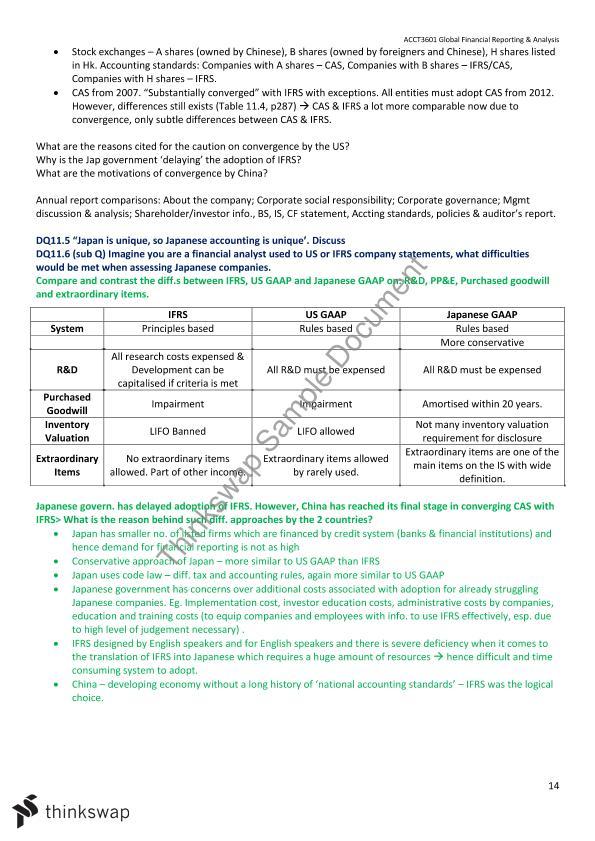 financial statement analysis pdf notes