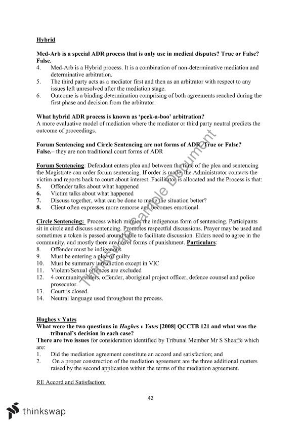What Is A Mediation Agreement Choice Image - Agreement Letter Format