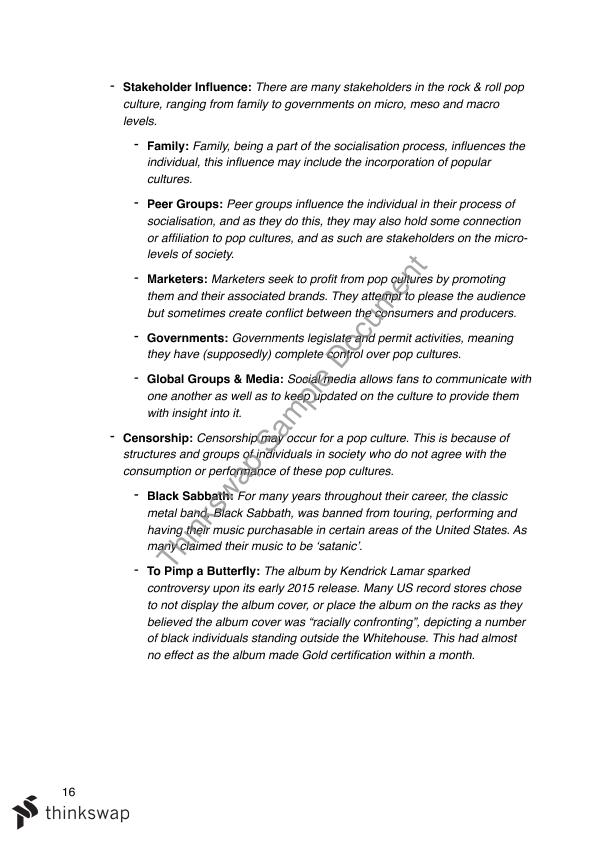 society and culture notes Hsc - year 11 - society and culture this is a summary of the booklet we completed, might be different to what has been taught to you covers the second part of the course.