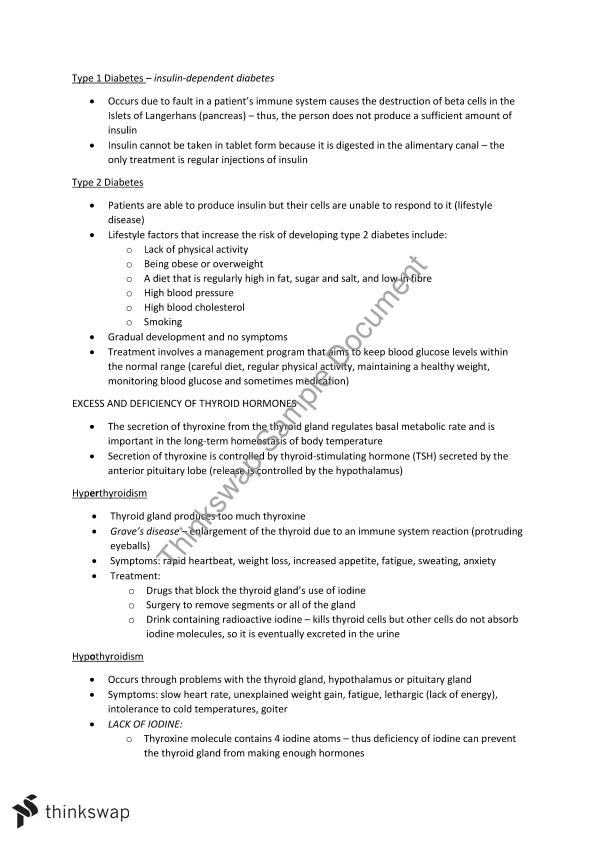 Human biology essays